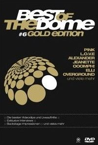 Cover  - Best Of The Dome Vol. 6 - Gold Edition [DVD]